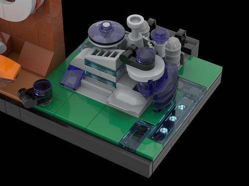 LEGO Avengers Skyline Architecture MOC 10 | by MOMAtteo79