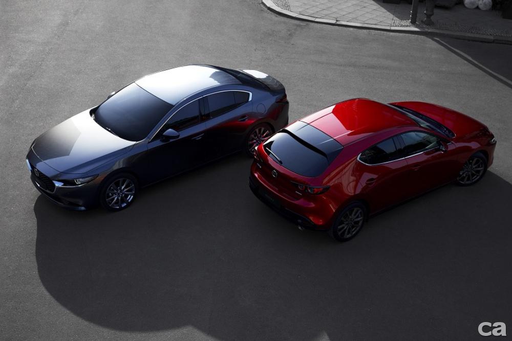 圖一:All-New Mazda3於今日正式展開預接單作業,接單價格自新台幣81萬元起,預計於今年7月開始交車。
