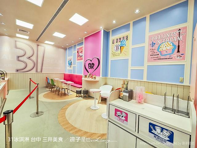 31冰淇淋 台中 三井美食 13