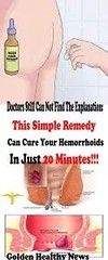 DOCTORS STILL CAN NOT FIND THE EXPLANATION: THIS SIMPLE REMEDY CAN CURE YOUR HEM…