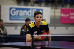Norbert Tauler - ITTF Junior Circuit Premium French Open 2019