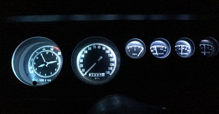 New tic tock tach and LED lights crop | by Tolley's Charger