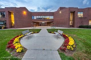 Usdan Student Center, Brandeis University