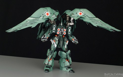 Steel Legend Metal Build Kshatriya 8 | by MT Falldog