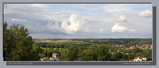 L'Yonne, Tonnerre