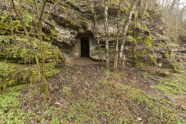 Talley Creek Cave e1, Jackson County, Tennessee