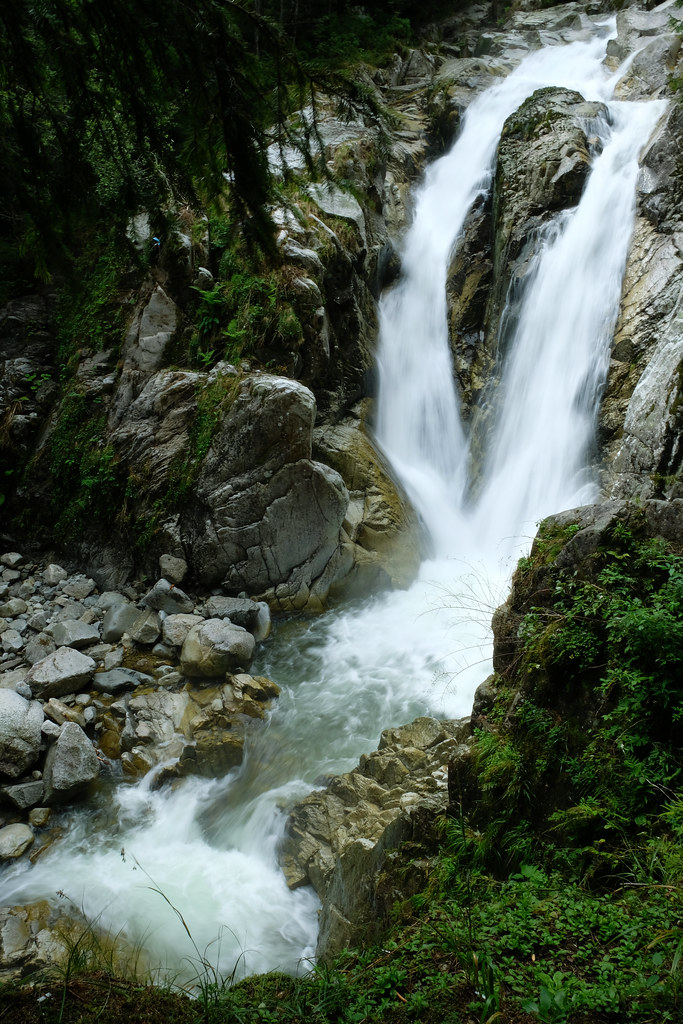 Cascada Lolaia, Retezat National Park, Transylvania, Romania