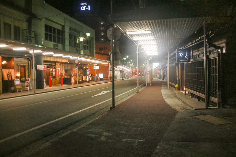 高山(Takayama)夜景 1