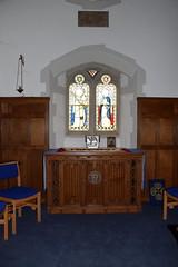 Blessed Sacrament chapel (Munro Cautley, 1930s)