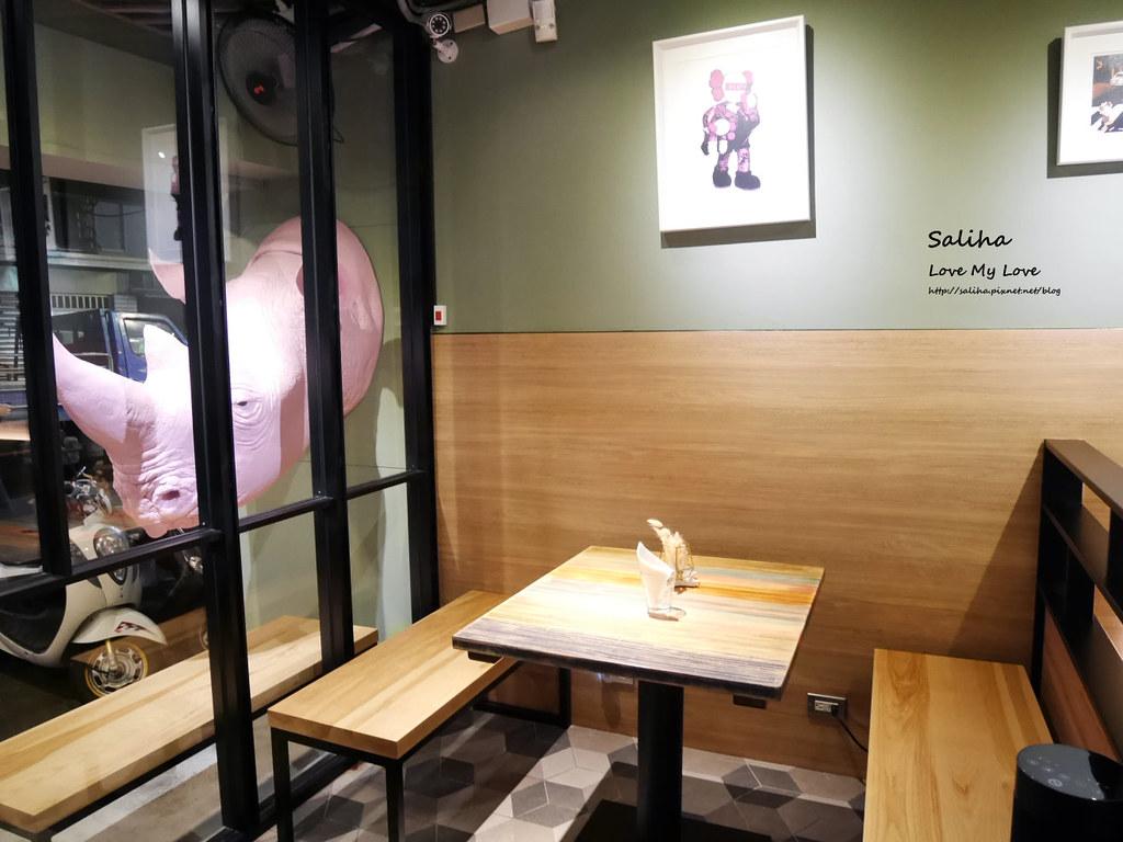 台北松山小巨蛋站餐廳咖啡廳甜點店Bubble Cafe (5)