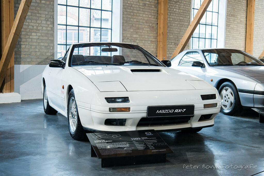 Mazda Rx 7 Turbo Ii Cabriolet 1989 Type Fc 1987 1992 2