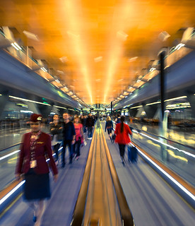 Doha airport Layover | Every picture has a story | by AlejPix