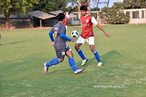 Inter House Football Competition 2018-19 9 (14) | by Atmiya Vidya Mandir