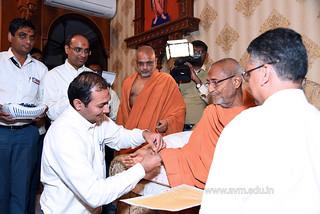 Std-10-11-12-visit-to-Haridham-for-Swamishree's-Blessings-(19) | by Atmiya Vidya Mandir