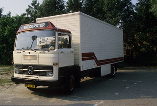 Mercedes-Benz 1113 1974