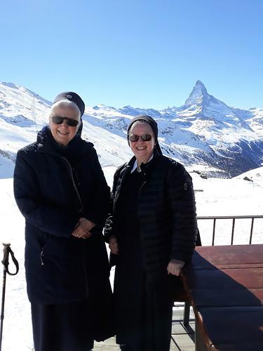 Im Schatten des Matterhorns