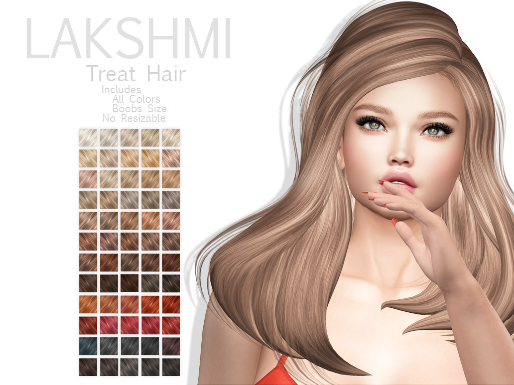[LAKSHMI]Treat Hair