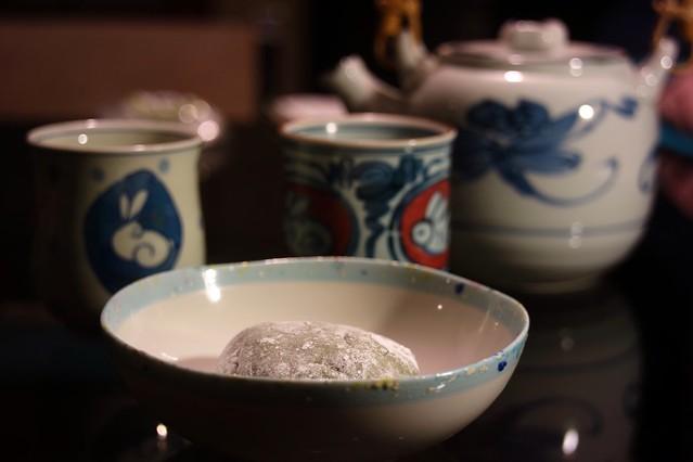 草大福 (Kusa Daifuku) / Tea Time       Foca Oplex  1:3.5  f=3.5cm