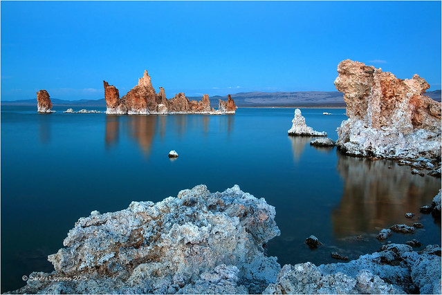 Blue Hour @ Mono Lake