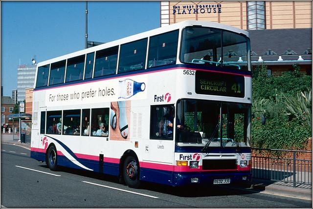 First Leeds 5632