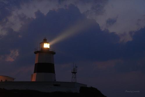 夕陽 富貴角燈塔 老梅 石門 新北市 台灣 taiwan sunset lighthouse carlzeiss planar t 1750mm cymount