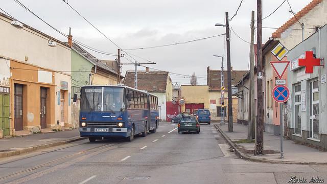 BKV BPO-841 - Jókai Mór utca - 13/02/2019