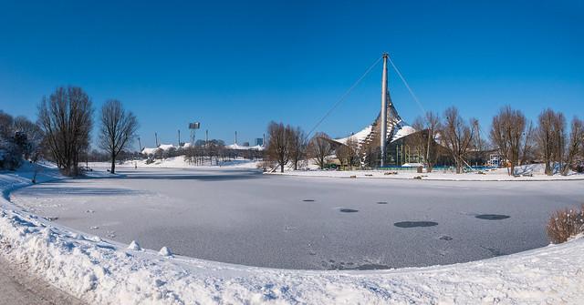 München, Olympic Park