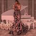 The Surreal Lyfe feat::WILD:::Fashion Valentina Gown @ Sense Event