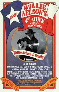 Willie Nelson   by garyhayes21