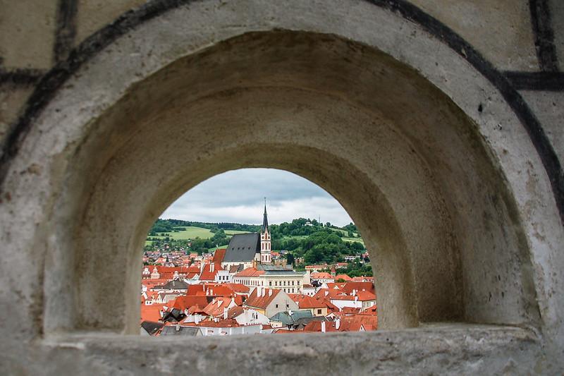 上城堡看老城區 1