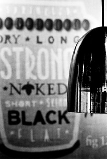 Strong Naked Black | by Steve Ricoh