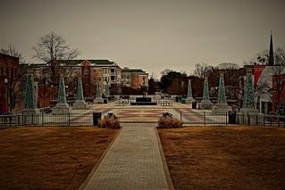The Empty Square