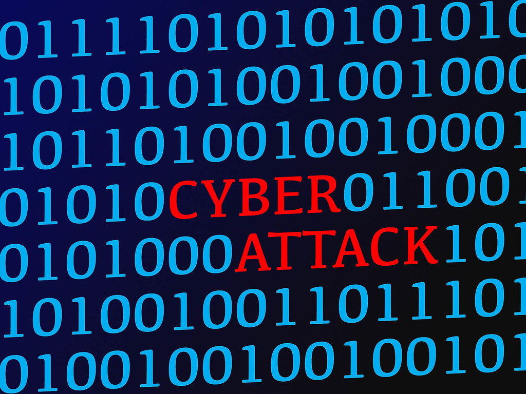 cyber attack by wuestenigel CC BY 2.0 license