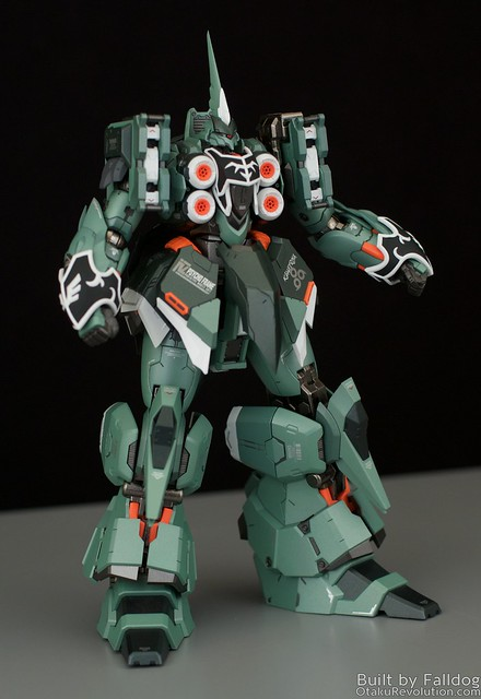 Steel Legend Metal Build Kshatriya 22