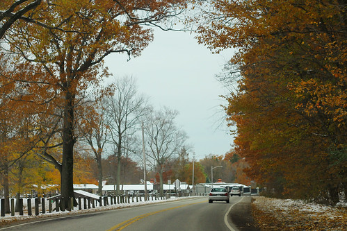 PA505 North - More Autumn Foliage   by formulanone