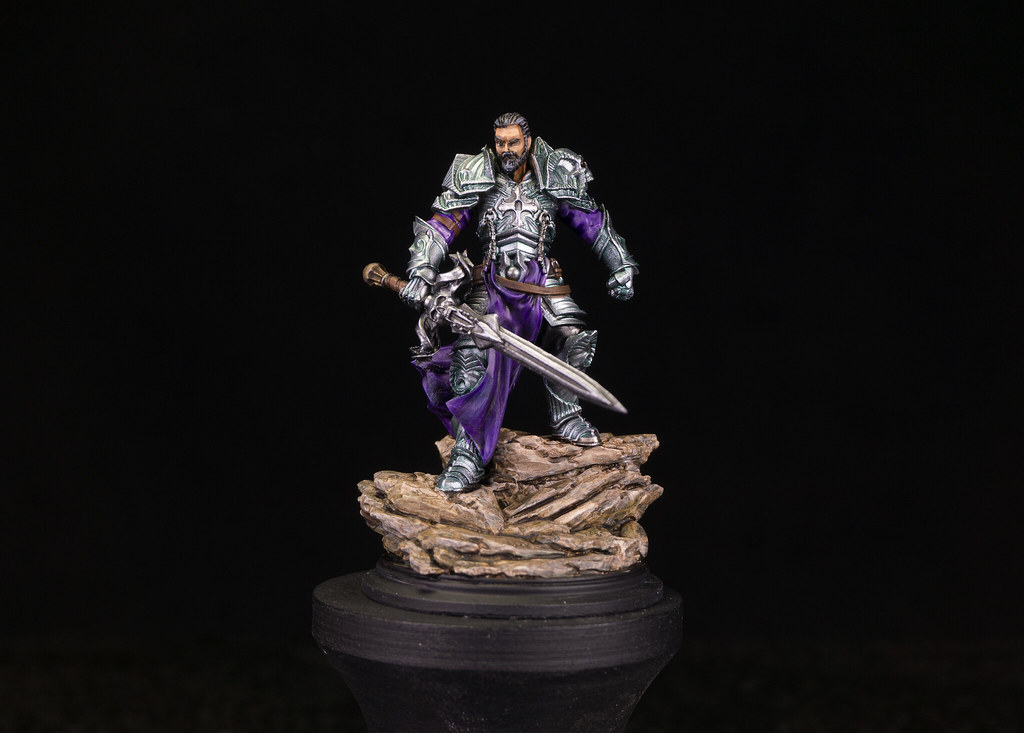 Inquisitor Knight - Rage Craft Miniatures | Jay Adan | Flickr