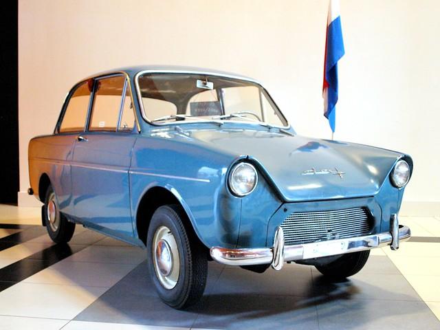 1958 DAF 600 Prototype