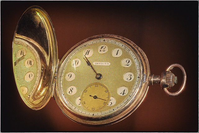 Antique Timepiece HMM !