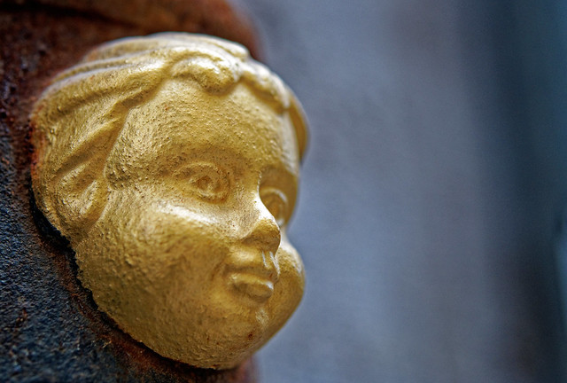Drain Pipe Figure ( Valencia Street) Olympus OM-D EM5-II