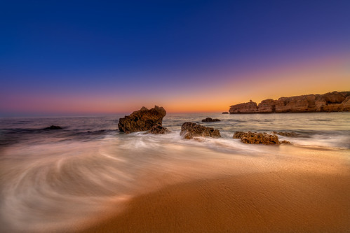 Waves At Dusk | by www.craigrogers.photography