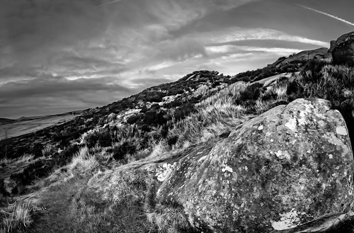 art iainmerchant lumsdalefalls photography ramshawrocks solomonstemple panasonic picoftheday photooftheday places landscape landscapes lumix gx8 midlands mirrorless clouds cloudscapes cloudscape creative skies sky bw monochrome peak district derbyshire staffordshire nature scenery grass