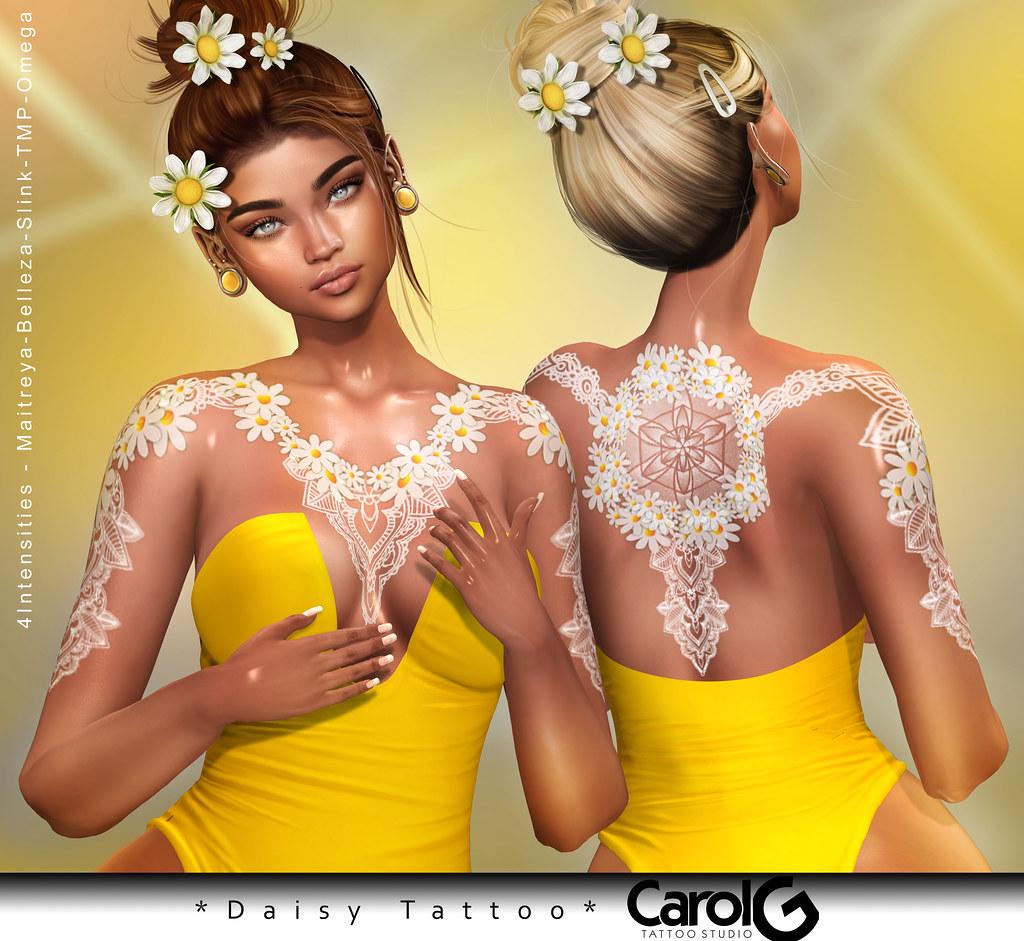 Daisy TaTToo [CAROL G]