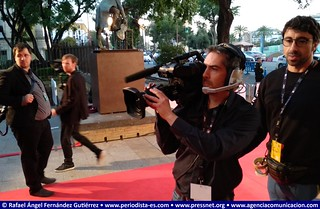 31 European Film Awards. Photojournalists and Audiovisual Journalists. Audiovisual Journalists. Cameraman
