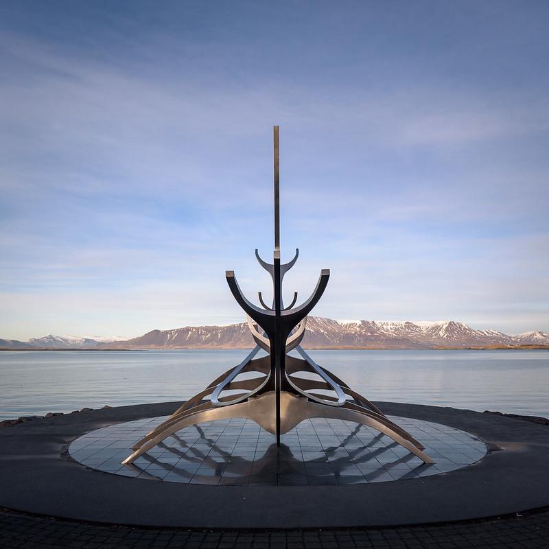 Sólfar à Reykjavik