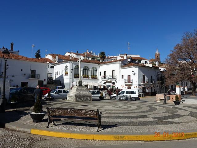 El Coso. Fuenteheridos. Huelva