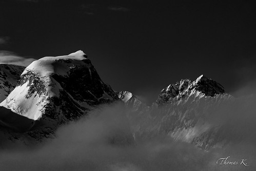 pralognan blackandwhite bnw cloud cloudy france hiver landscape montagne mountain nb nature neige outdoor savoie scenery snow summit view vista winter monochrome alpes peak landscapes naturepic naturephotographer sky ciel nuage paysage flanc de pierre