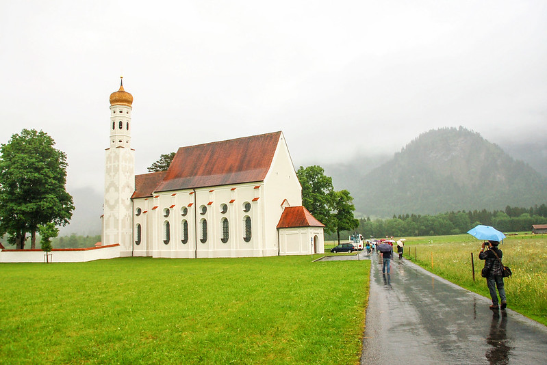 St. Coloman Kirche(St. Coloman Church ) 1