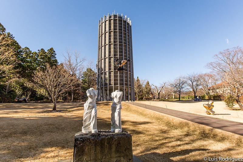 """The Lookout Tower"" de Jim Dine"
