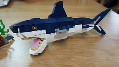 LEGO Creator 3in1 Deep Sea Creatures 31088