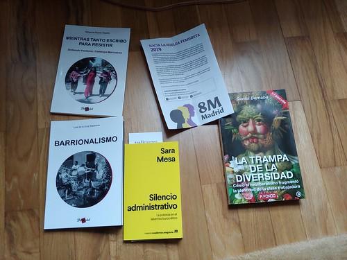 Madrilgo liburu batzuk | by miturria